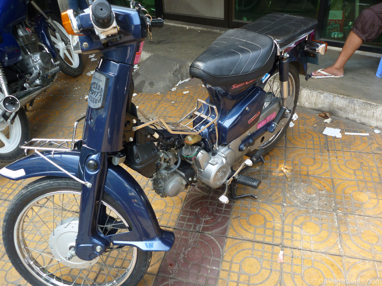 Chaos In Cambodia 100cc Scooters Attempting To Tour The Country Adventure Rider
